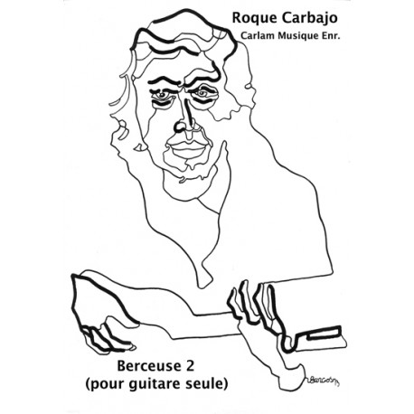Roque Carbajo - Berceuse no 2
