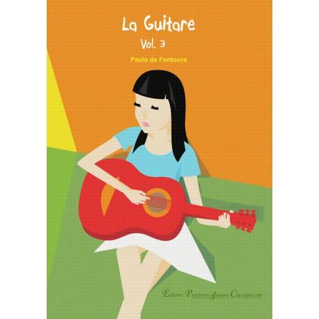 Vol.3 - La Guitare - Méthode pour guitare