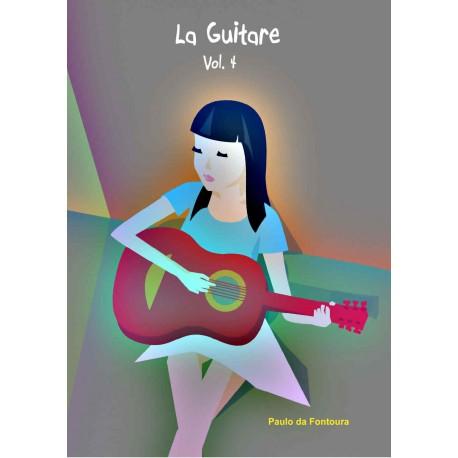 La Guitare - Méthode pour guitare - Vol.4